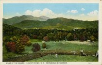 Image of Giant of the Valley, Elizabethtown, N.Y., Adirondack Mountains. - Postcard