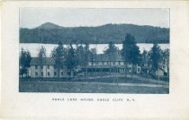 Image of Eagle Lake House, Eagle Cliff, N.Y. - Postcard