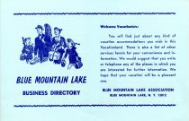 Image of Blue Mountain Lake Business Directory - Blue Mountain Lake Association