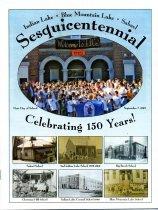 Image of Indian Lake, Blue Mountain Lake, Sabael Sesquicentennial, Celebrating 150 Years -
