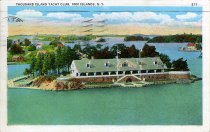 Image of Lost Channel, Thousand Islands, N.Y. - Postcard