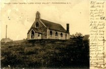 Image of Valley View Chapel, Lord Howe Valley, Ticonderoga, N.Y. - Postcard