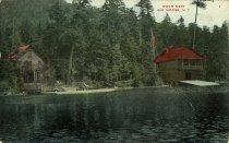 Image of Owls Nest Big Moose, N.Y. - Postcard