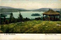 Image of In the Adirondacks, Blue Mountain Lake - Postcard