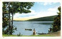 Image of Eighth Lake-Adirondacks - Postcard