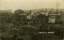 Image of Benson Mines - Print, Real Photo Postcard