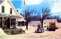 Image of Bruce's Store - Postcard