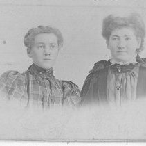 Image of Lenore Powell Hillmer and [Lilly Jackson?]