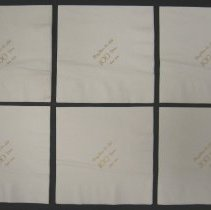 Image of 2014.004.002 a-f - Napkin