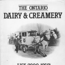 Image of A2014.045.002 - The Ontario dairy & creamery list (1900-1950)