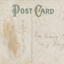 Image of Loving Christmas Wishes, postcard back