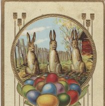 Image of A2005.015.098 - Easter greetings