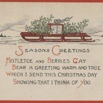 Image of A2005.015.119 - Seasons greetings