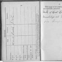 Image of A976.007.004 P11 - Edgar Teahan Canadian Pay Book 113403