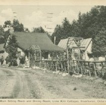 Image of A2014.008.0299 - Postcard, Picture