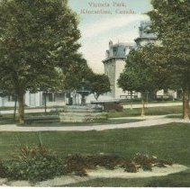 Image of Victoria Park, Kincardine, Canada, postcard front