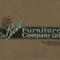 Image of A998.011.002 - Bell Furniture Company Ltd., Southampton, Ontario