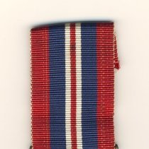 Image of 2006.043.003 a-c - Medal, Military