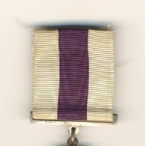 Image of 2007.039.001 a/b - Medal, Military