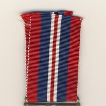 Image of 2007.040.002 - Medal, Military