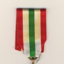 Image of 981.006.002a/b - Medal, Military