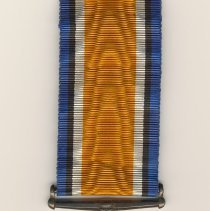 Image of 992.021.027a/b - Medal, Military
