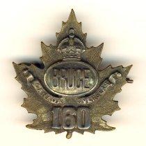 Image of 995.022.012 - Badge, Cap