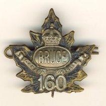 Image of 995.071.002 - Badge, Cap