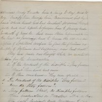 Image of A955.033.001, page 2 - Sermon Excerpts 1863