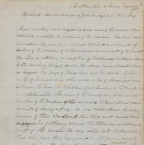 Image of A955.033.001, page 3 - Sermon Excerpts 1863