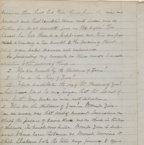 Image of A955.033.001, page 7 - Sermon Excerpts 1863