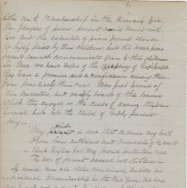 Image of A955.033.001, page 11 - Sermon Excerpts 1863