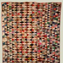 Image of 2003.101.015 - Quilt, Bed