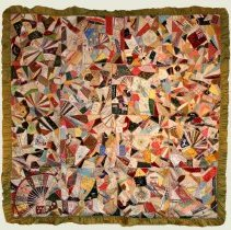 Image of 956.039.004 - Quilt, Bed