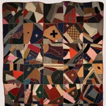 Image of 977.059.001 - Quilt, Bed
