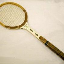 Image of 2014.023.002 - Racket, Tennis