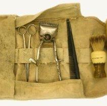 Image of 2015.024.003a-f - Kit, Shaving