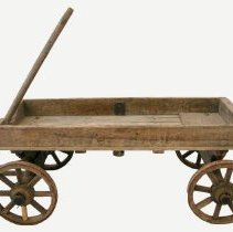 Image of 981.008.001 - Wagon, Child's