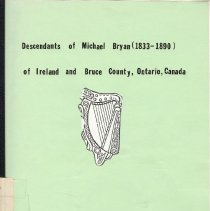 Image of A2013.125.066 - Descendants of Michael Bryan (1833-1890) of Ireland and Bruce County, Ontario, Canada