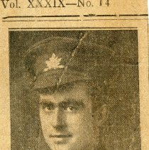 Image of A2015.121.020 - Pte. Lorne Macartney, Canadian Echo, October 9, 1918