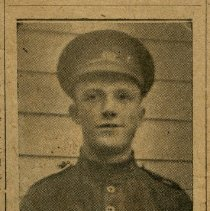 Image of A2015.121.025 - Pte. Clarence Mitchell, Canadian Echo, October 9, 1918