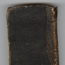 Image of Back cover, Gaelic Bible