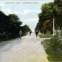 Image of A996.016.002 (214) - Wiarton, Ont., Oxenden Road