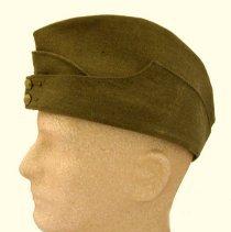 Image of 2009.005.005 - Cap, Military