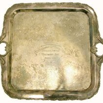 Image of 2014.004.098 - Tray, Serving