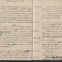 Image of Olive Burgess diary, Feb 26 - Mar 11 1925