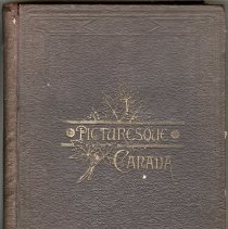 Image of Picturesque Canada, front cover