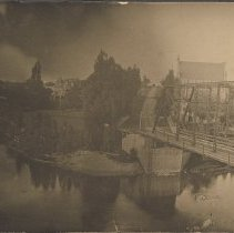 Image of Goldie Street Bridge, Paisley