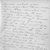 Image of Page 4, Lionel Tranter Letter Jan 20 1915