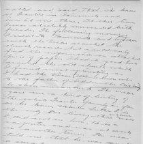 Image of Page 5, Lionel Tranter Letter Jan 20 1915